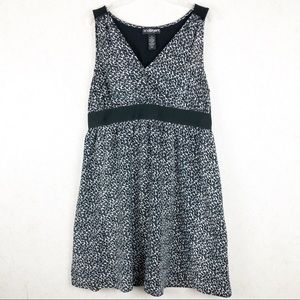 Lane Bryant sleeveless leopard dress